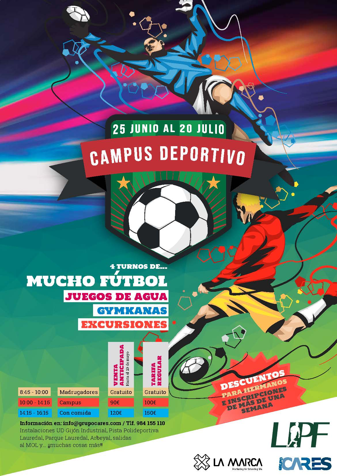 Cartel Campus LPF A3